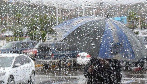 Lluvias dispersas hacia algunas provincias del país