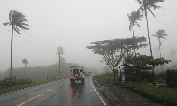 La mayoría de la costa del Caribe en alerta roja por la tormenta