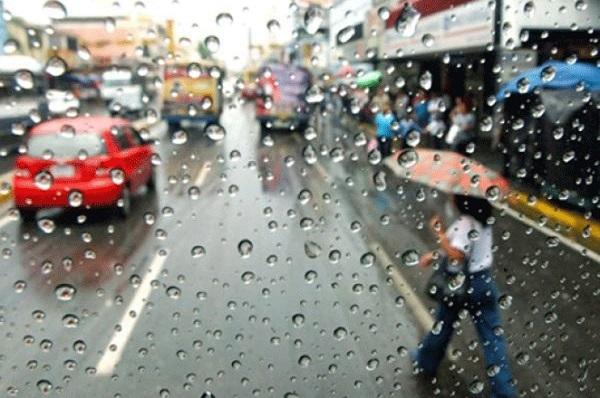 Continuarán aguaceros por vaguada, se mantienen las alertas en 10 provincias