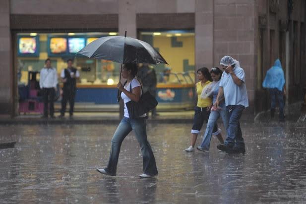 Vaguada producirá algunos chubascos locales hacia el interior del país