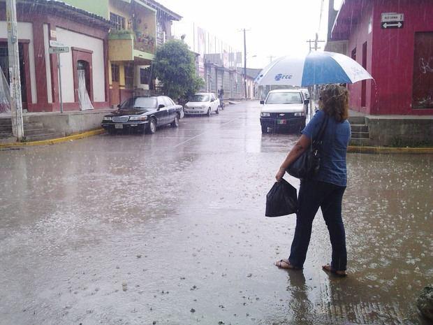 Pronostican aguaceros para varias provincias