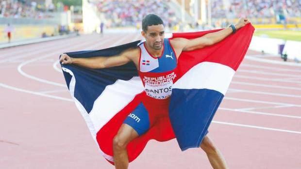 El velocista, Luguelin Santos, quien obtuvo la medalla de oro en Toronto 2015, buscará repetir la hazaña en las pistas de Lima 2019.