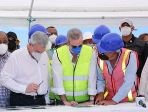 Luis Abinader: plan de desarrollo de puerto Manzanillo generará miles de empleos.