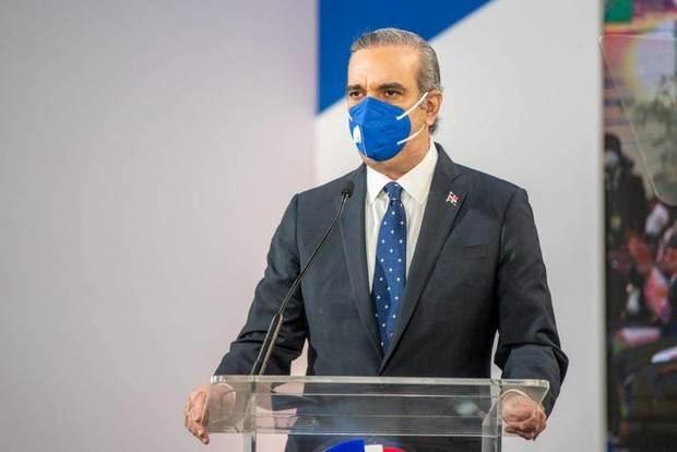 Luis Abinader anuncia un diálogo con el liderazgo nacional a partir del jueves.