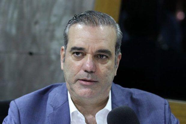 Abinader afirma ganará primarias del PRM con más del 85 por ciento de votos