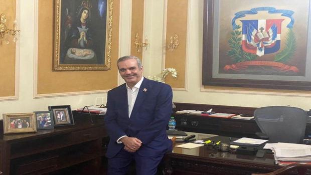 Presidente Luis Abinader resalta logros del primer mes de Gobierno