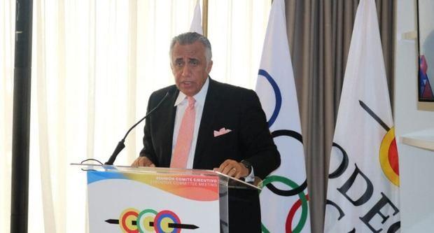 Luisín Mejía, presidente del Centro Caribe Sports.