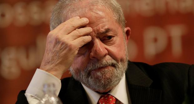 Niegan petición de veintena de políticos para visitar a Lula en prisión