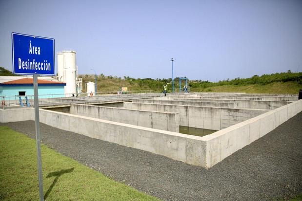 Inauguran estación de aguas residuales Mirador Norte - La Zurza