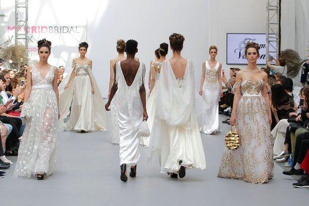 Diseños de Naeem Khan abrirán el RD Bridal Week 2019