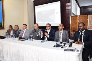 Magistrado Fernando Quezada ofreció detalles de la investigación