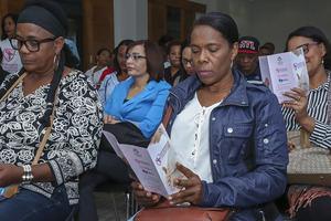 Despacho de la Primera Dama proyecta realizar más de 40 mil mamografías gratis