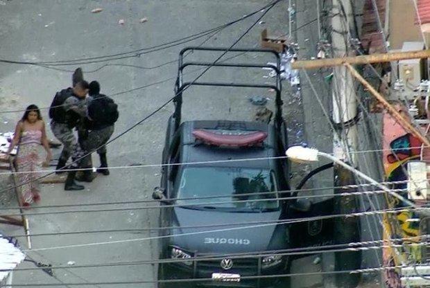 Tiroteos con varios heridos obligan a evacuar y cerrar el zoológico de Río