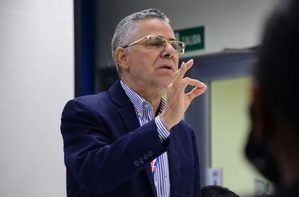 Manuel Jiménez pide a partidos 50% de presupuesto para recinto UASD en SDE.