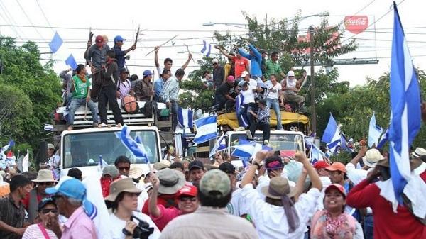Nuevas marchas en Nicaragua