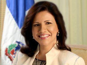 Margarita Cedeño da positivo en coronavirus.