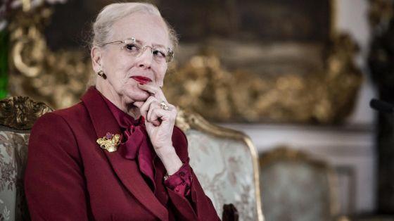 La Reina Margarita celebra su cumpleaños 80.