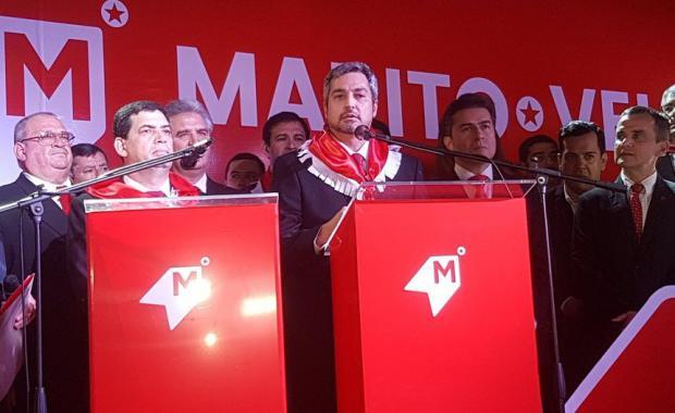 Paraguay tiene nuevo presidente, Mario Abdo Benítez