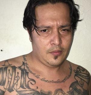 Salvadoreño Mario Ernesto Peña Colocho (alias Drimer).