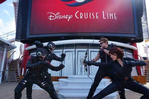 ¡Desde Miami! Superhéroes de Marvel zarparán rumbo al Caribe en Cruceros de Disney
