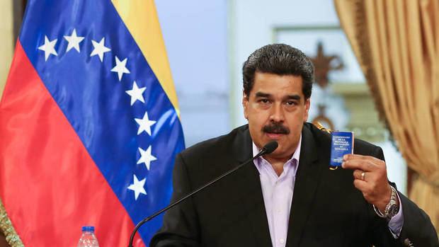 Nicolás Maduro se manifestó a favor de elecciones legislativas anticipadas, pero rechazó adelantar las presidenciales