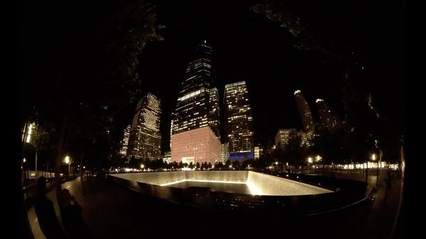 """Monumentos en memoria del """"11 de Septiembre"""" rinden homenaje al sacrificio de las víctimas"""
