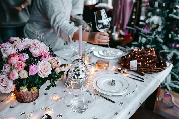 El paso a paso para decorar una mesa de ensueño para Nochebuena