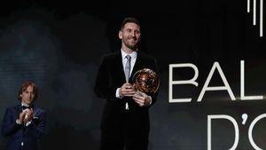 Argentino Leo Messi se ha hecho con su sexto Balón de Oro este lunes.