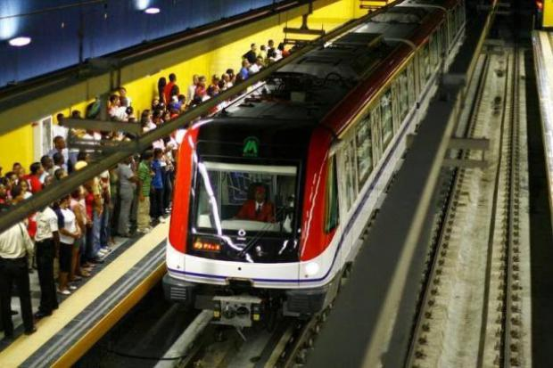 Desalojo del tren obedeció a inconveniente con el sistema operativo