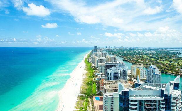 Florida, primer estado de EE.UU. que rebasa los 100 millones de turistas en un año