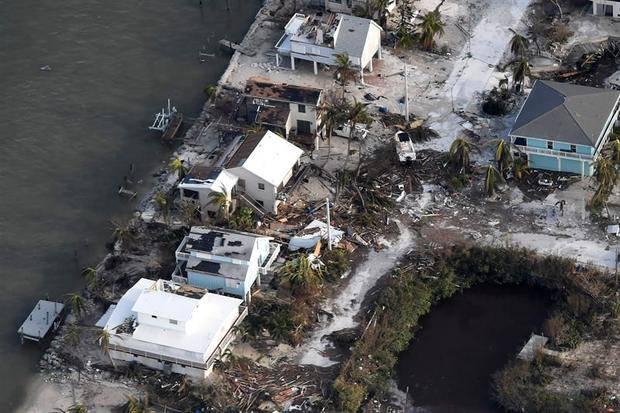 Daños Irma
