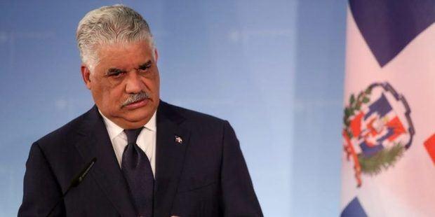 La República Dominicana reitera su rechazo a intervención armada en Venezuela