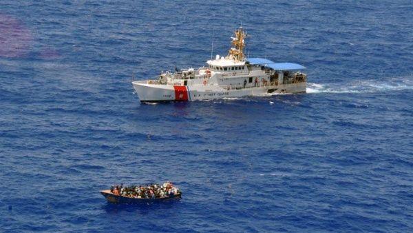 Unos 1.531 dominicanos intentaron entrar ilegalmente por vía marítima en EEUU.