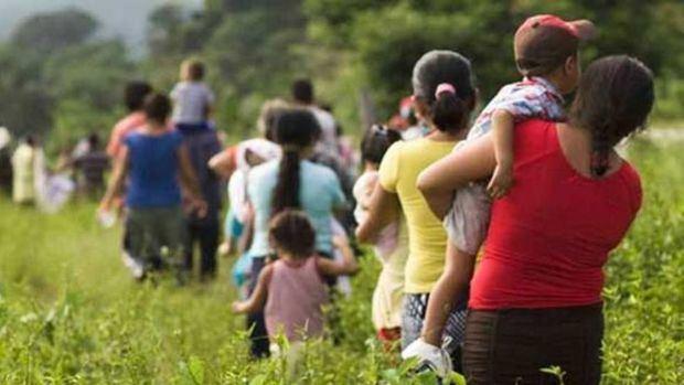 Casi 50.000 migrantes de todo el mundo han pedido refugio en México en 2019
