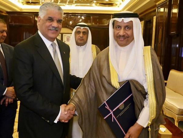 Vargas y primer ministro de Kuwait se reúnen para fortalecer cooperación