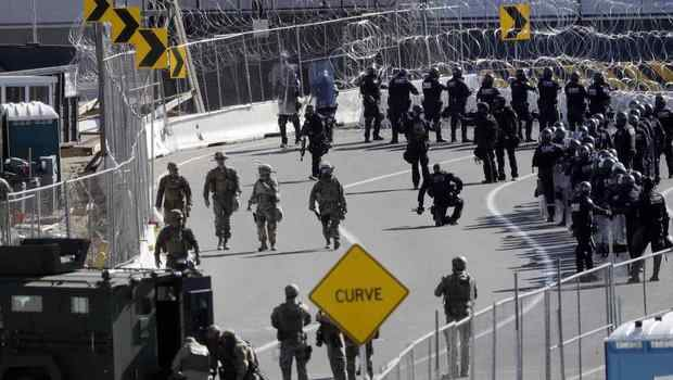 EE.UU. aumentará las tropas destinadas a la frontera con México