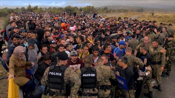 ACNUR: Europa no está desbordada por refugiados, lo están los países vecinos