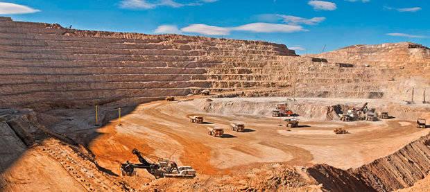 Minería en República Dominicana.