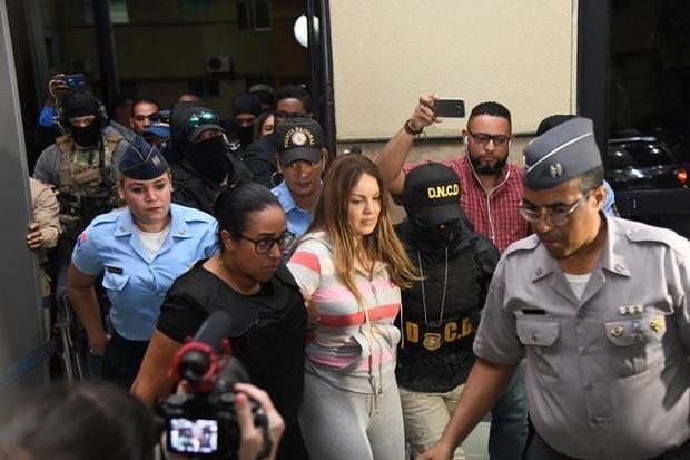 Ministerio Público obtuvo tres meses de prisión preventiva en el Centro de Corrección y Rehabilitación de Najayo Mujeres,  contra de Marisol Mercedes Franco.