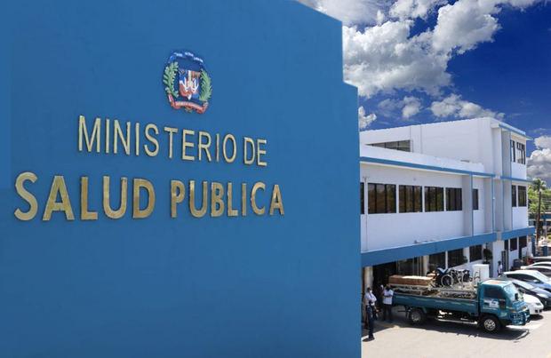 Se registra un total de 1,889 defunciones, según informó el Ministerio de Salud Pública.