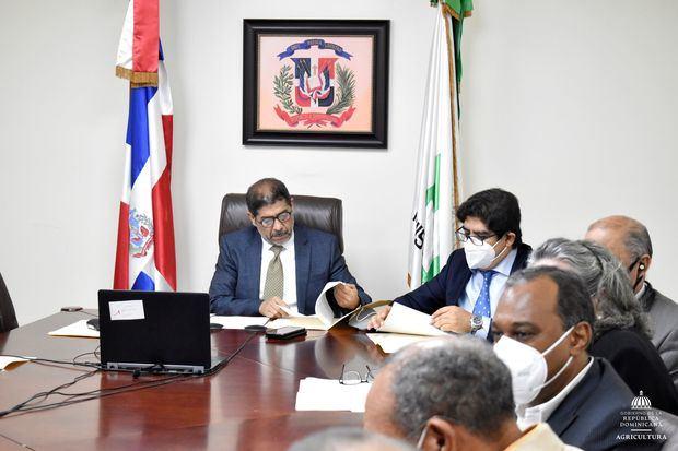 El ministro de Agricultura, Limber Cruz, solicitó a la Organización de las Naciones Unidas para la Alimentación y la Agricultura, FAO.