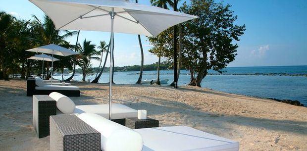 Playa Minitas en Casa de Campo Resort.