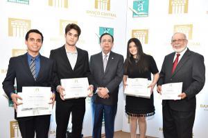 Convocatoria del BCRD a competencia académica