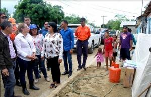 736 hogares en Moca y Cotuí fueron equipados por el Plan Social