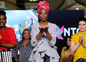 Una pasarela para empoderar a colombianas víctimas de la violencia de género