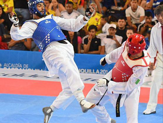 Moisés Hernández clasifica a los Juegos Olímpicos en taekwondo
