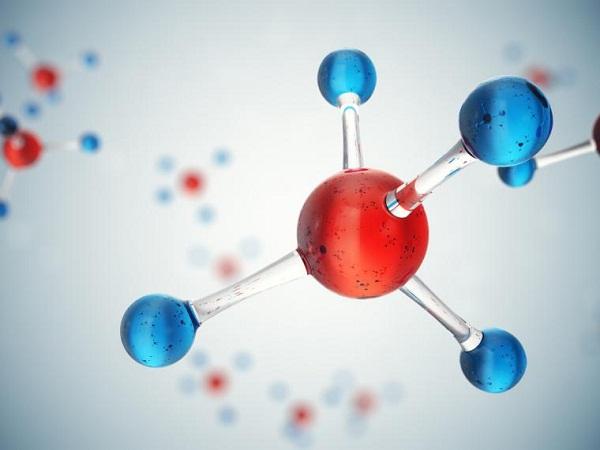 Molécula de Carbono