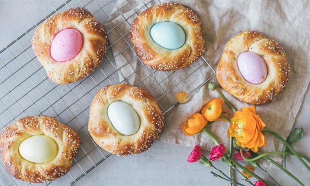 Monas de Pascua, plato español tradicional de la Semana Santa