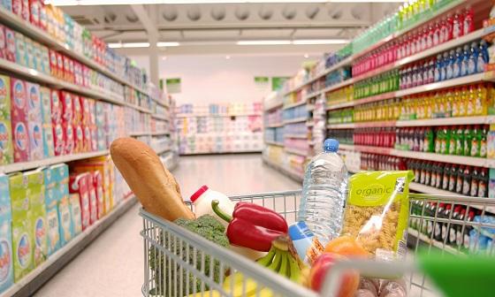 Empresas comerciales dan seguridad de suministro alimenticio