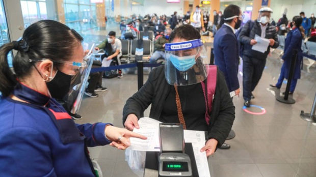 IATA: Reactivación de vuelos internacionales en Perú requiere infraestructura adecuada